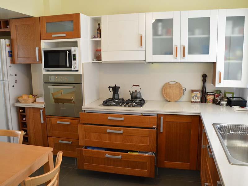 muebles de cocina johnson