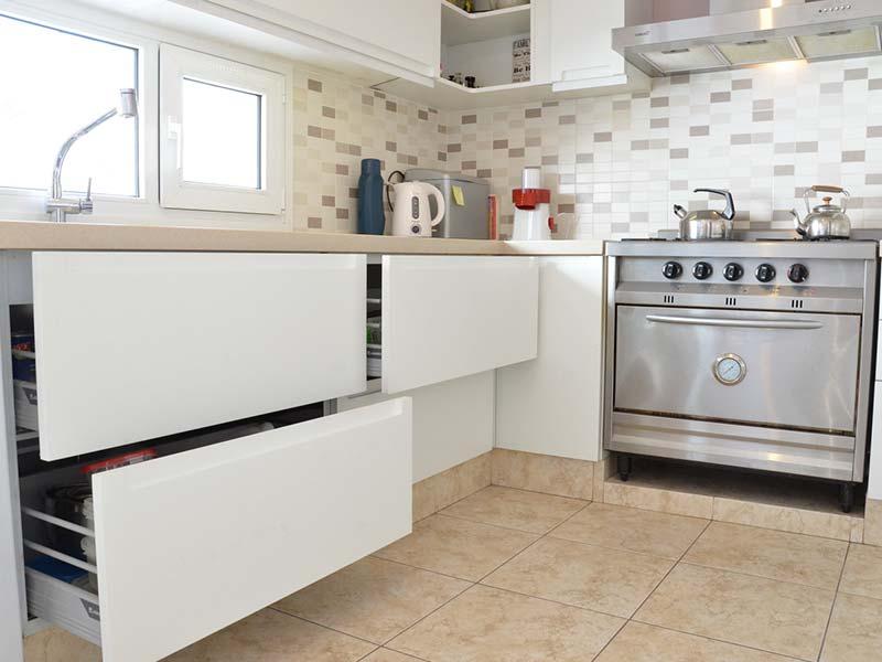 Comar muebles de cocina obras realizadas for Placares johnson