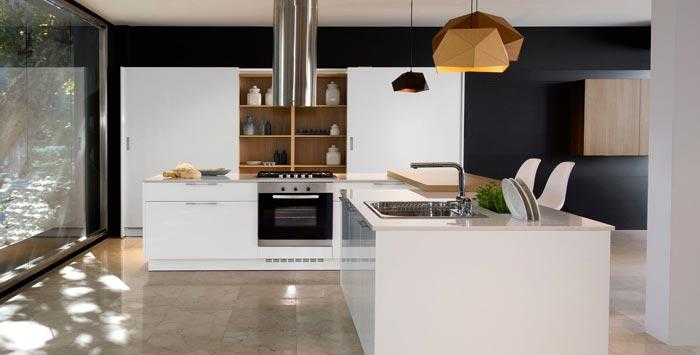 Lacar Muebles Cocina - Diseño Belle Maison - Firmix.net